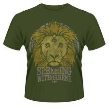 Magliette da uomo verde senza marca taglia S