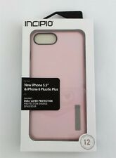 "INCIPIO DualPRO Hard Shell Drop Protection Case iPhone 8 PLUS (5.5"") Rose Quartz"