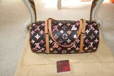 100% Authentic Louis Vuitton Watercolor Papillon 30