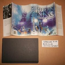 Dreamcatcher Stephen King 2001 Scribner HCDJ small book club 5.5 x 8.5 35436 BCE