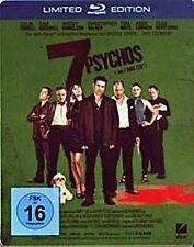 7 Psychos ( Steelbook Blu-Ray ) - Colin Farrell, Woody Harrelson, Olga Kurylenko