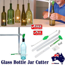 Glass Bottle Cutter Kit Jar Beer Wine Cutting Machine DIY Craft Recycle Tool Set