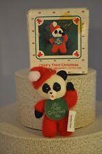 Hallmark - Child's 3rd Christmas - Child's Age - Classic Ornament