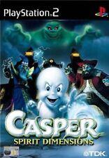 CASPER SPIRIT DIMENSION                  -----   pour PS2