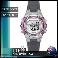 Timex Women's Marathon Resin Watch, Indiglo T5K646 - Free Post in AU