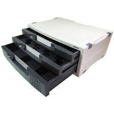 Aidata cajón de almacenamiento de 3 de pantalla vertical Pc Laptop Computadora Monitor, Impresora De Oficina