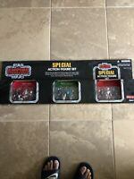 Star Wars Empire Strikes Back Special Figure Pack Target Exclusive Hasbro 2010