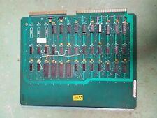 Bendix Dynapath External Memory II 4201781 C Circuit Board S5 Control Card CNC