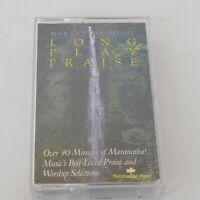Maranatha Music Long Play Praise Cassette 1987 Christian Worship Morris Chapman
