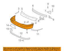 Buick GM OEM 97-05 Park Avenue-Bumper Cover 25651624