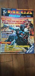 Magazine MEGA Force N° 14 Fevrier 1993 SEGA