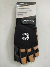 Southwire Glove1 Large Electricians Work Gloves Touchscreen Finger Tips