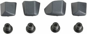 Chainring Bolts - Shimano Ultegra R8000 Chainring Cap and Bolt Set for 46/36t