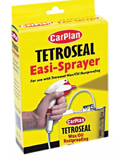 Tetroseal Carplan Waxoyl Easi-Spray Trigger Spray Gun for Tetrosyl Wax Oil