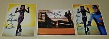 Catwoman Cat Woman signed auto Lee Meriwether batman robin coa JSA DNA PSA/DNA