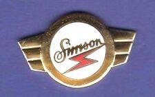 SIMSON MOTORCYCLE HAT PIN LAPEL PIN ENAMEL BADGE #2202
