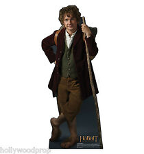BILBO BAGGINS THE HOBBIT LORD OF RINGS LIFESIZE STANDUP STANDEE CUTOUT POSTER