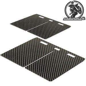 2x Membranas de carbono para Gas Gas EC 250/300 2008-2013 V-Force 3 (láminas)