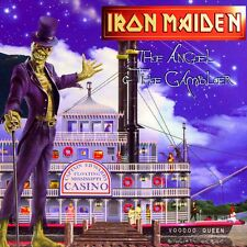 Iron Maiden - The Angel & The Gambler EP Vinyl LP Heavy Metal Sticker or Magnet