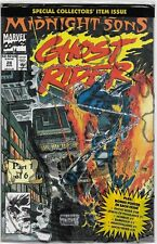 Ghost Rider (Vol 2) #28 - VF/NM - Polybagged w/ poster - Midnight Sons