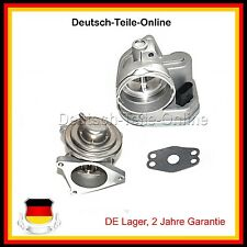Drosselklappenstutzen +AGR Ventil Für Audi VW Skoda Seat 1.9, 2.0 TDi 038128063F