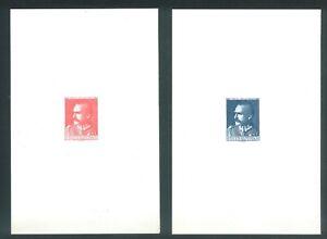 1967 Poland; Slania; Exhibition London; Proofs; Pilsudski
