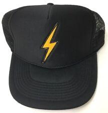 Aviator Nation Lightning Bolt Truckers Hat Vintage