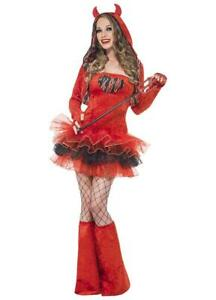 BNIB Smiffys Halloween  Devil Tutu costume size medium 12-14