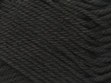 PATONS COTTON BLEND 8PLY YARN 50G BALL - BLACK #2