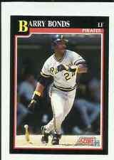 1991 Score Baseball Lot - You Pick - Includes Stars & Rookies
