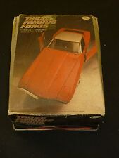 A Vintage Testors Un Made plastic kit of a Ford Cougar 2. Those Famous FORDS