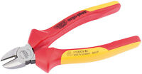 DRAPER Expert 180mm Ergo Plus Fully Insulated VDE Diagonal Side Cutters | 50250