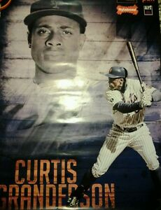 New York Mets Curtis Granderson SGA Fathead Poster New