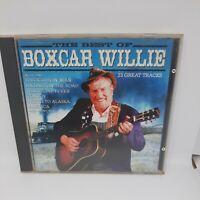Boxcar Willie - Best of [Delta] (1998) CD Album