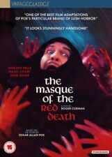 Masque of The Red Death - DVD Region 2