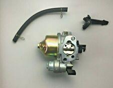 Vergaser für Honda GX110 GX120 GX140 GX160 GX200 Öffnung 19mm mit Benzinhahn