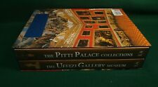 UFFIZI GALLERY MUSEUM AND PITTI PALACE COLLECTIONS BOXED SET By Alexandra