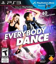Everybody Dance PS3 New PlayStation 3, Playstation 3