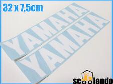 Neu! Unterboden Aufkleber Satz weiss für Yamaha Aerox BWS Jog R #45