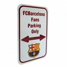 Objets de collection sur le football signés FC barcelone