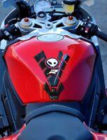 PARASERBATOIO 3D GEL PROTEZIONE SERBATOIO compatibile x S 1000 R MOTO BMW S1000R