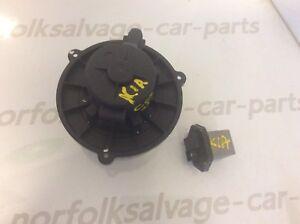 Kia Cerato Heater Blower Motor 03-07
