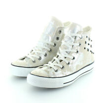 Converse CT AS Limited Edition Hi Hardware Silver Black Leather Gr. 37,5 / 38,5