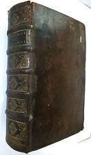 RARO 1688 LAS NÚMEROS DE EL DEUTERONOMIO texto traducido al en François