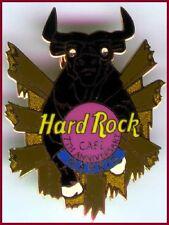 Hard Rock Cafe MADRID 2001 7th Anniversary PIN Running of the Bulls - HRC #5178