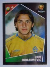 PANINI EURO 2004-ztlan Ibrahimovic (Suède) #197