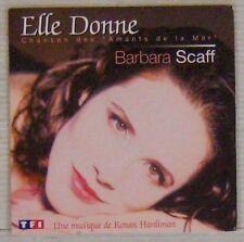 Les Amants de la mer CD single  Barbara Scaff 1998
