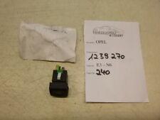 NEU Opel Omega B Vectra B Schalter Heckrollo 1239270 GM 90478234