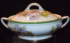 ROYAL DOULTON GLAMIS SERVING ROUND CASSEROLE COVERED 4601/1938 EXCELLENT ENGLAND
