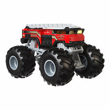 Hot Wheels Toddler Kids 5 Alarm Large Scale Monster Fire Truck Toy Ages 3 and Up